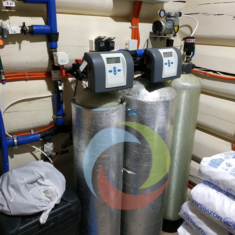 Система очистки воды — техническое обслуживание